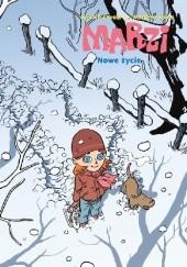 Okładka książki Marzi - 2 - Nowe życie Sylvain Savoia,Marzena Sowa