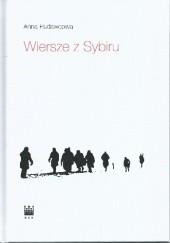 Okładka książki Wiersze z Sybiru Anna Rudawcowa