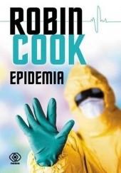 Okładka książki Epidemia Robin Cook