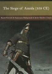 Okładka książki The Siege of Amida (359 CE)