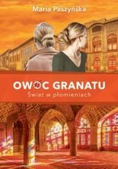 Okładka książki Świat w płomieniach Maria Paszyńska