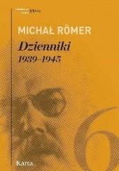 Okładka książki Dzienniki t. 6: 1939-1945 Michał Römer
