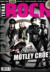 Okładka książki Teraz Rock, nr 4 (194) / 2019 Redakcja magazynu Teraz Rock