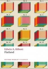 Okładka książki Flatland. A Romance of Many Dimensions