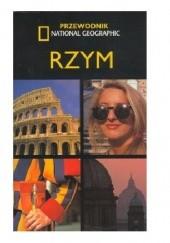Okładka książki Rzym. Przewodnik National Geographic