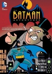 Okładka książki The Batman Adventures (1992-1995) Vol. 1 Rick Burchett,Martin Pasko,Ty Templeton,Kelly Puckett