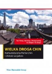 Okładka książki Wielka droga Chin praca zbiorowa