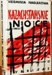 Okładka książki Kazachstańskie noce