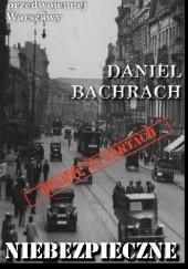 Okładka książki Niebezpieczne poszlaki Daniel Bachrach