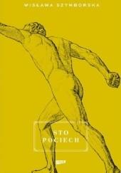 Okładka książki Sto pociech Wisława Szymborska