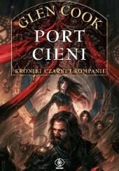 Okładka książki Port Cieni Glen Cook