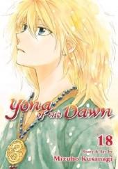 Okładka książki Yona of the Dawn #18 Mizuho Kusanagi
