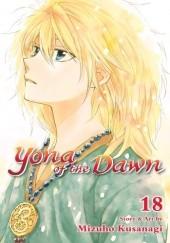 Okładka książki Yona of the Dawn volume 18 Mizuho Kusanagi