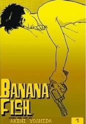 Okładka książki Banana Fish, Vol. 1 Akimi Yoshida