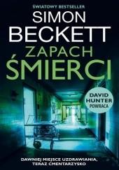 Okładka książki Zapach śmierci Simon Beckett