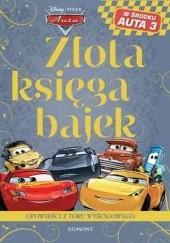 Okładka książki Auta. Złota księga bajek. Opowieści z toru wyścigowego Lisa Ann Marsoli,Suzanne Francis,Barbara Bazaldua