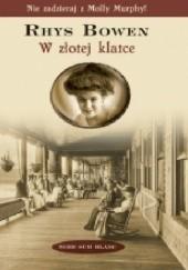 Okładka książki W złotej klatce Rhys Bowen