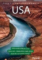 Okładka książki Praktyczny przewodnik. USA Monika Gruszczyńska