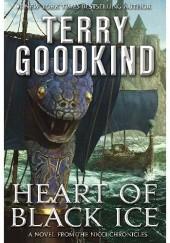 Okładka książki Heart of Black Ice Terry Goodkind