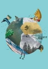 Okładka książki Ptaki, ptaszki, ptakoidy. Kalendarz Państwowego Muzeum Etnograficznego w Warszawie Stanisław Łubieński