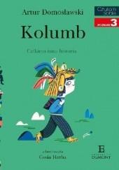 Okładka książki Kolumb Artur Domosławski
