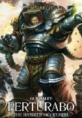 Okładka książki Perturabo: Hammer of Olympia Guy Haley