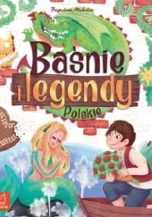 Okładka książki Baśnie i legendy polskie Bogusław Michalec