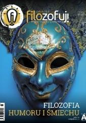 Okładka książki Filozofuj! 2019 nr 1 (25) Redakcja Filozofuj!
