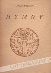 Okładka książki Hymny