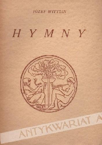 Okładka książki Hymny Józef Wittlin