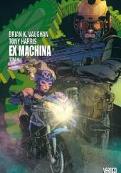 Okładka książki Ex Machina. Tom 4 Tony Harris,Jim Clark,Brian K. Vaughan