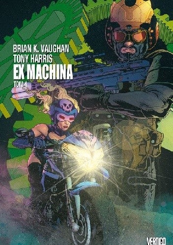 Okładka książki Ex Machina. Tom 4 Jim Clark,Tony Harris,Brian K. Vaughan