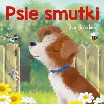 Okładka książki Psie smutki Jan Brzechwa