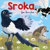 Okładka książki Sroka Jan Brzechwa
