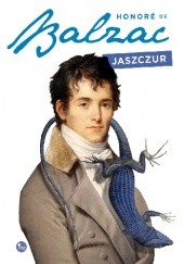 Okładka książki Jaszczur Honoré de Balzac