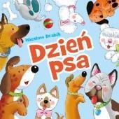 Okładka książki Dzień psa Wiesław Drabik