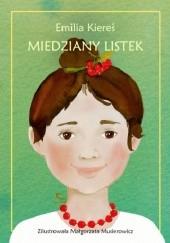 Okładka książki Miedziany listek Emilia Kiereś
