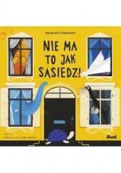 Okładka książki Nie ma to jak sąsiedzi Agnieszka Taborska