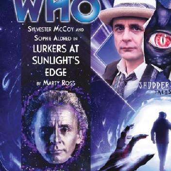 Okładka książki Doctor Who: Lurkers at Sunlight's Edge Marty Ross
