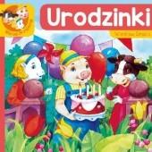 Okładka książki Urodzinki Wiesław Drabik