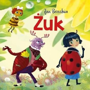 Okładka książki Żuk Jan Brzechwa