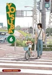 Okładka książki Yotsuba! #6 Kiyohiko Azuma