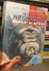 Okładka książki 4444 aforyzmy polskie Leszek Bubel
