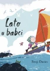 Okładka książki Lato u babci Benji Davies