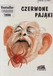 Okładka książki Czerwone pająki Leszek Bubel