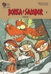 Okładka książki Borka i Sambor - Smok Karol Kalinowski,Elżbieta Żukowska
