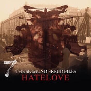 Okładka książki The Sigmund Freud Files - Episode 07 Hatelove Heiko Martens