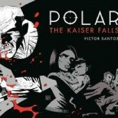 Okładka książki Polar Volume 4 The Kaiser Falls