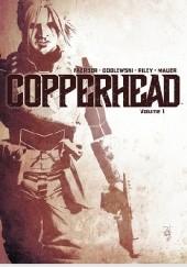 Okładka książki Copperhead, Vol. 1: A New Sheriff in Town