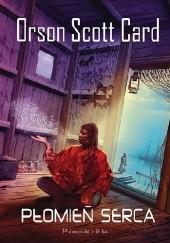 Okładka książki Płomień serca Orson Scott Card